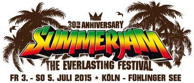 Summer Jam 2015 – 30 Jahre Peace, Love & Unity
