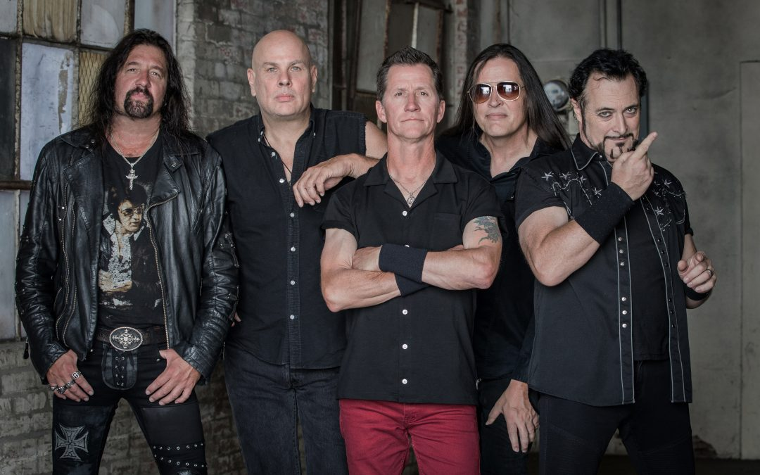 METAL CHURCH präsentieren neue Single 'Out Of Balance'; Trackvideo online