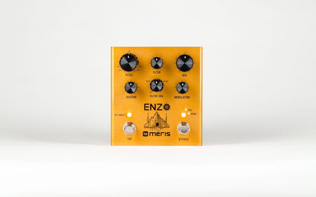Meris Enzo – Synthesizer mit mehrstimmiger Oszillator-Architektur