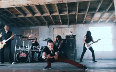 METAL CHURCH veröffentlichen neue Single 'Damned If You Do' samt Musikvideo
