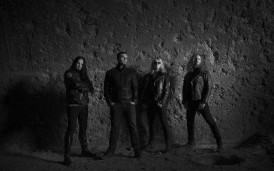 CHROME DIVISION präsentieren Lyricvideo zu zweiter Single 'Walk Away In Shame'