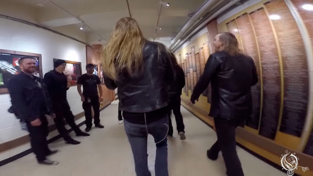 OPETH – Behind-The-Scenes-Videos zu »Garden of the Titans: Live at Red Rocks Amphitheatre«