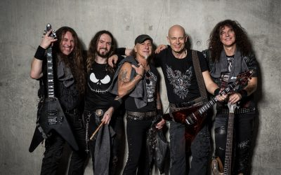ACCEPT- »Symphonic Terror – Live at Wacken 2017«