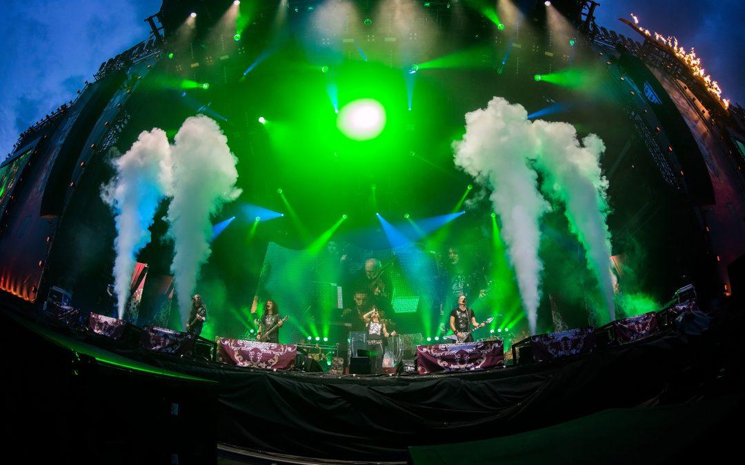 ACCEPT veröffentlichen Live Video zu 'Breaker'