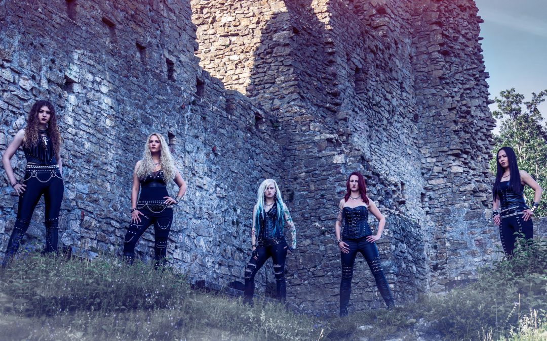 BURNING WITCHES kündigen Re-Release an & Tourdaten
