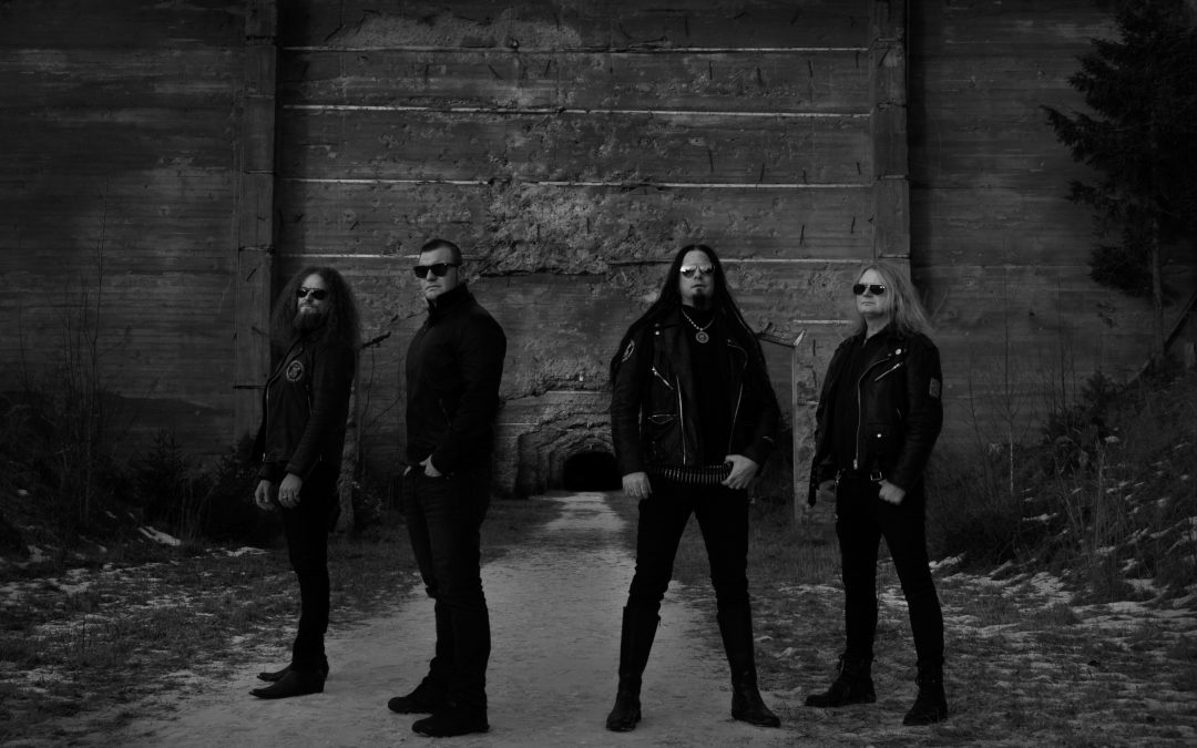 CHROME DIVISION zeigen Lyricvideo zu 'I'm On Fire Tonight'; »One Last Ride« erschienen