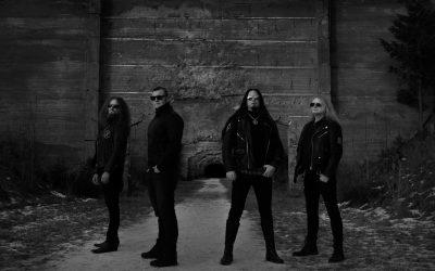CHROME DIVISION zeigen Lyricvideo zu 'I'm On Fire Tonight'; »One Last Ride« erschienen