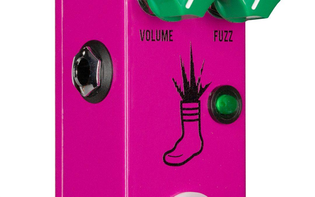 JHS Mini Foot Fuzz V2 + JHS Tidewater Tremolo