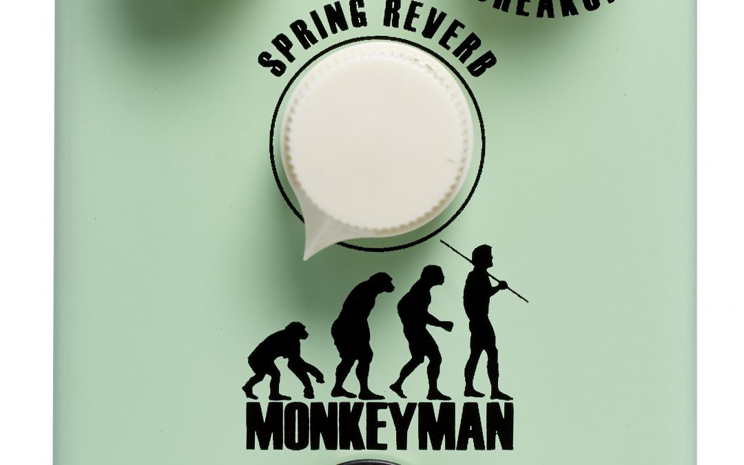 J. Rockett Audio Designs – Monkeyman Tweed OD & Reverb