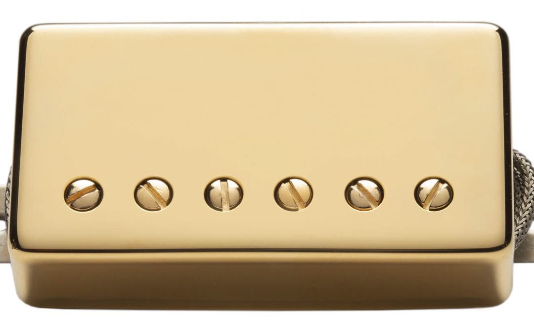 Seymour Duncan APH-2 Slash Humbucker mit Cover