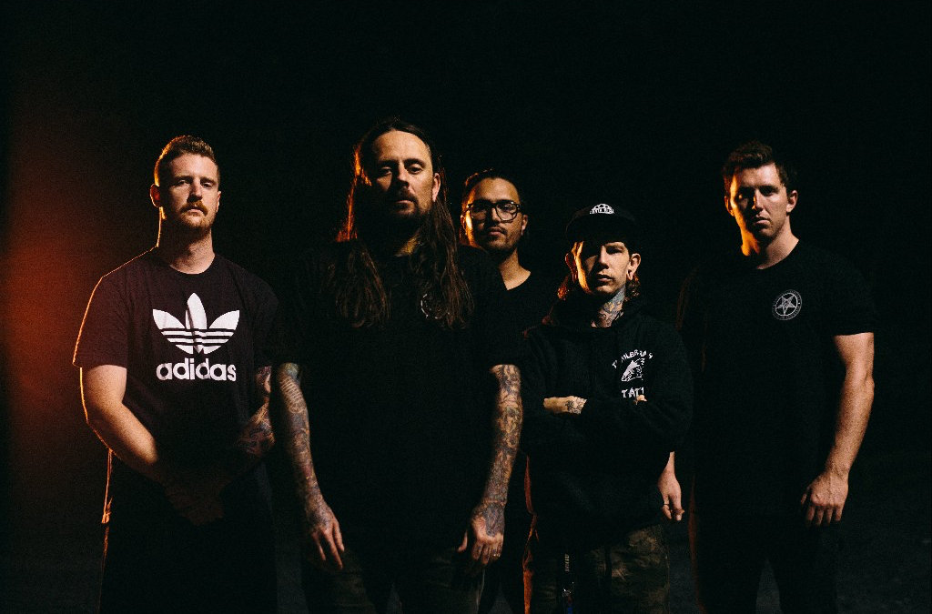THY ART IS MURDER veröffentlichen neue Single 'Death Perception'