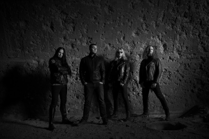CHROME DIVISION verkünden Europatour und zeigen zweiten Albumtrailer