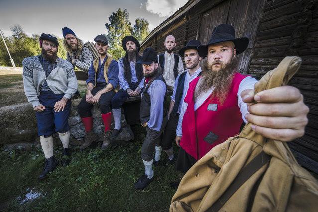 "TROLLFEST enthüllen ""Norwegian Fairytales"" Cover & Tourdaten"
