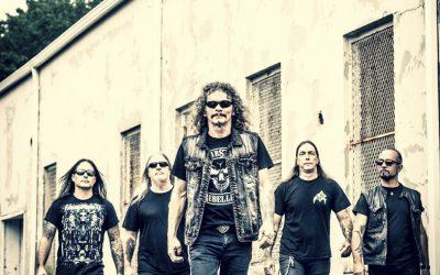 """OVERKILL kündigen neues Album """"The Wings Of War"""" an/ Tourdaten"""