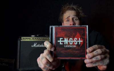ENGST veröffentlichen Track by Track Video zum neuen Album »Flächenbrand« & Tourdaten