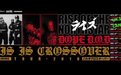 RISE OF THE NORTHSTAR – Europa-Tour startet am Sonntag