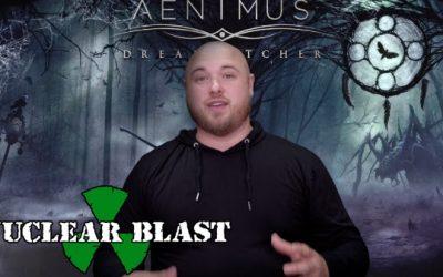 AENIMUS enthüllen zweiten »Dreamcatcher«-Trailer