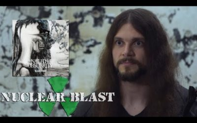 NAILED TO OBSCURITY enthüllen »Black Frost«-Albumtrailer