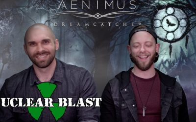 AENIMUS sprechen über ihre erste Single 'Before The Eons'