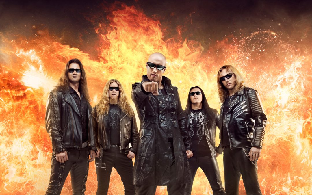 BEAST IN BLACK zeigen zweiten »From Hell With Love«-Track-By-Track-Trailer