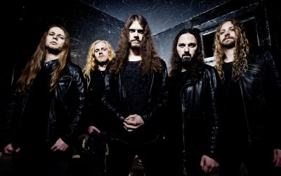 NAILED TO OBSCURITY – »Black Frost«