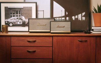 MARSHALL erweitert sein Angebot an intelligenten Lautsprechern