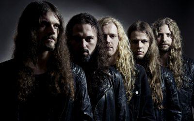 NAILED TO OBSCURITY – »Black Frost« und Neuauflagen veröffentlicht, EU-Tour w/ AMORPHIS und SOILWORK läuft