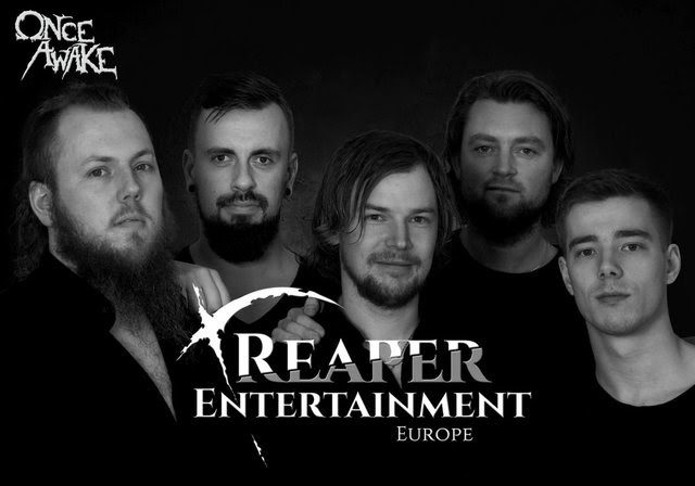 ONCE AWAKE unterschreiben bei Reaper Entertainment Europe
