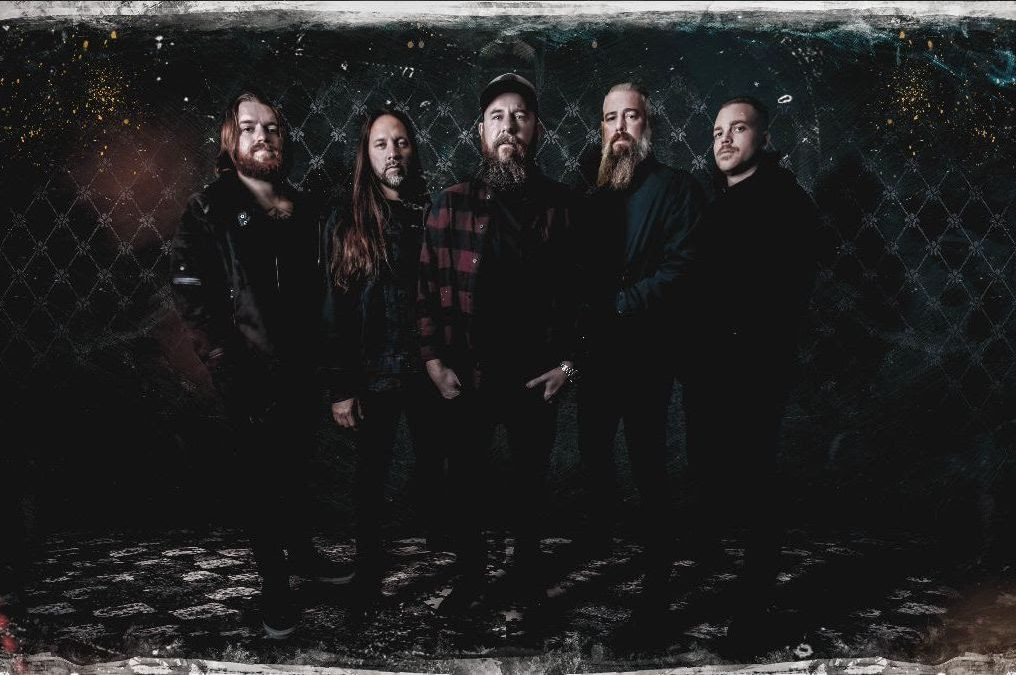 IN FLAMES präsentieren Lyricvideo zu »I, The Mask«