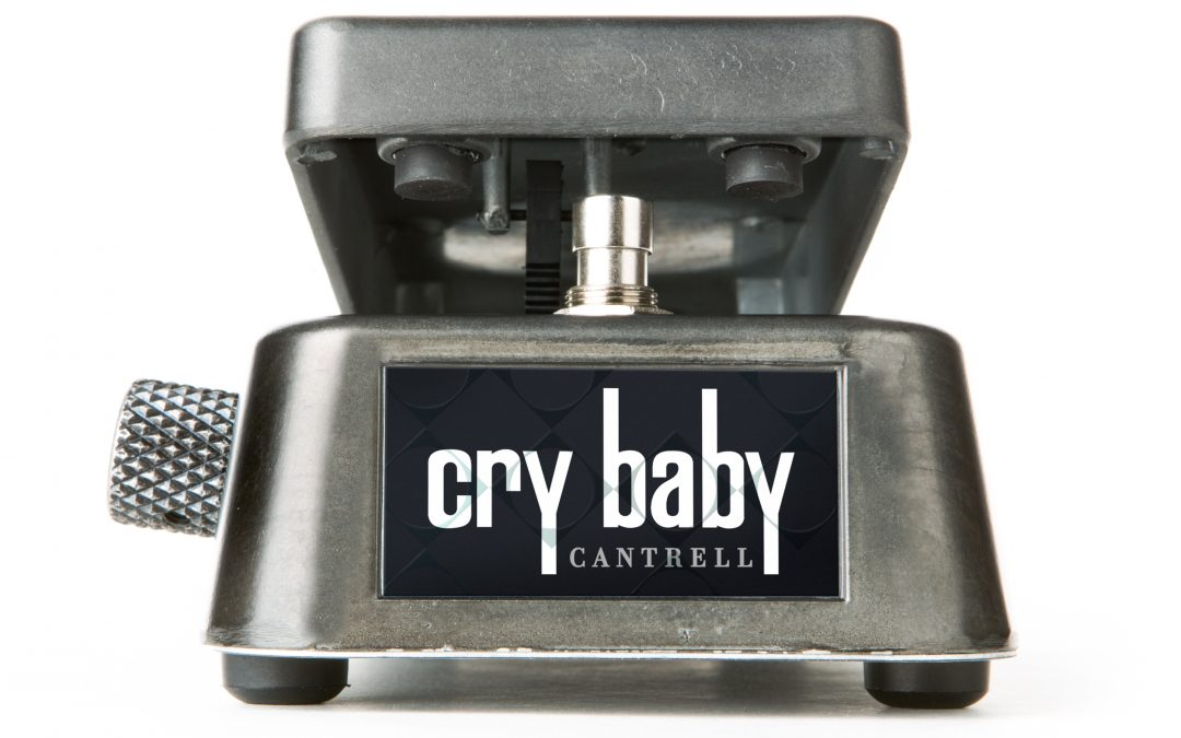 Jim Dunlop Cantrell Wah Black & Billy Gibbons Octavio