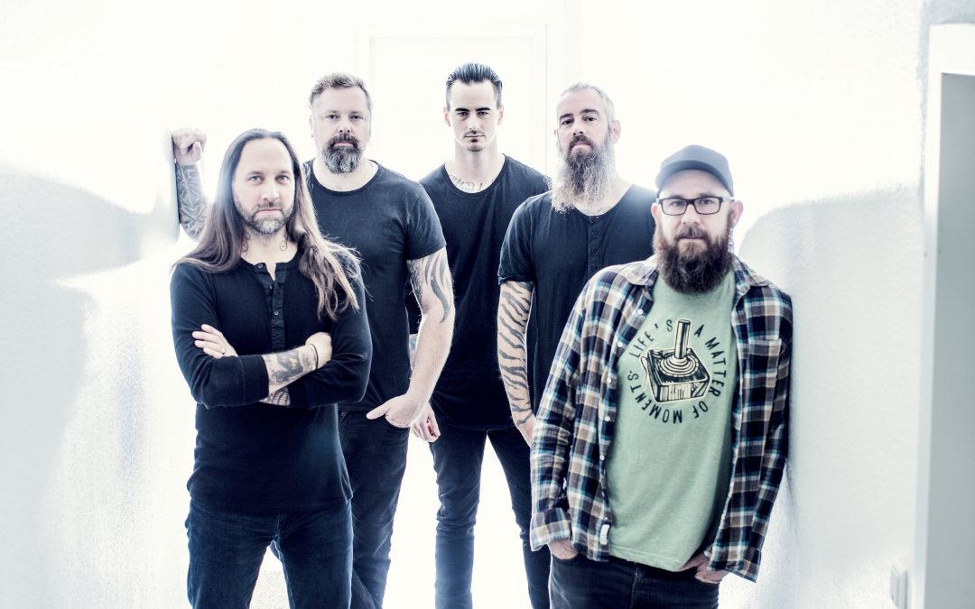 IN FLAMES – »I, The Mask«, Videos, Tourdaten