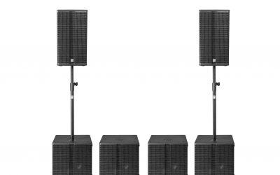 HK Audio bringt 3 schlüsselfertige Linear 3 Systeme auf den Markt
