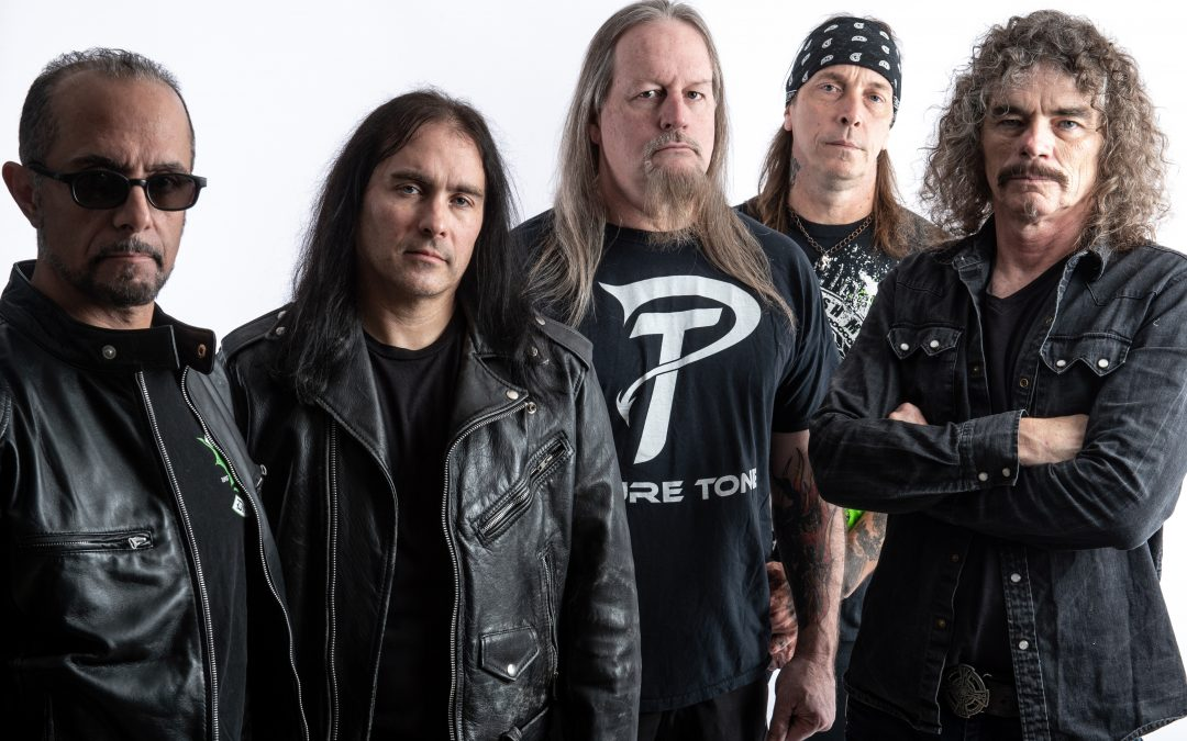 OVERKILL – »The Wings Of War«