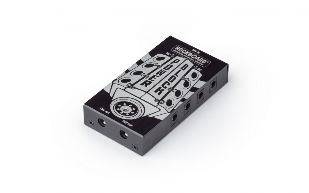 RockBoard® Power Block – Multi-Power-Supply