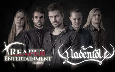 GLADENFOLD unterschreiben bei Reaper Entertainment Europe
