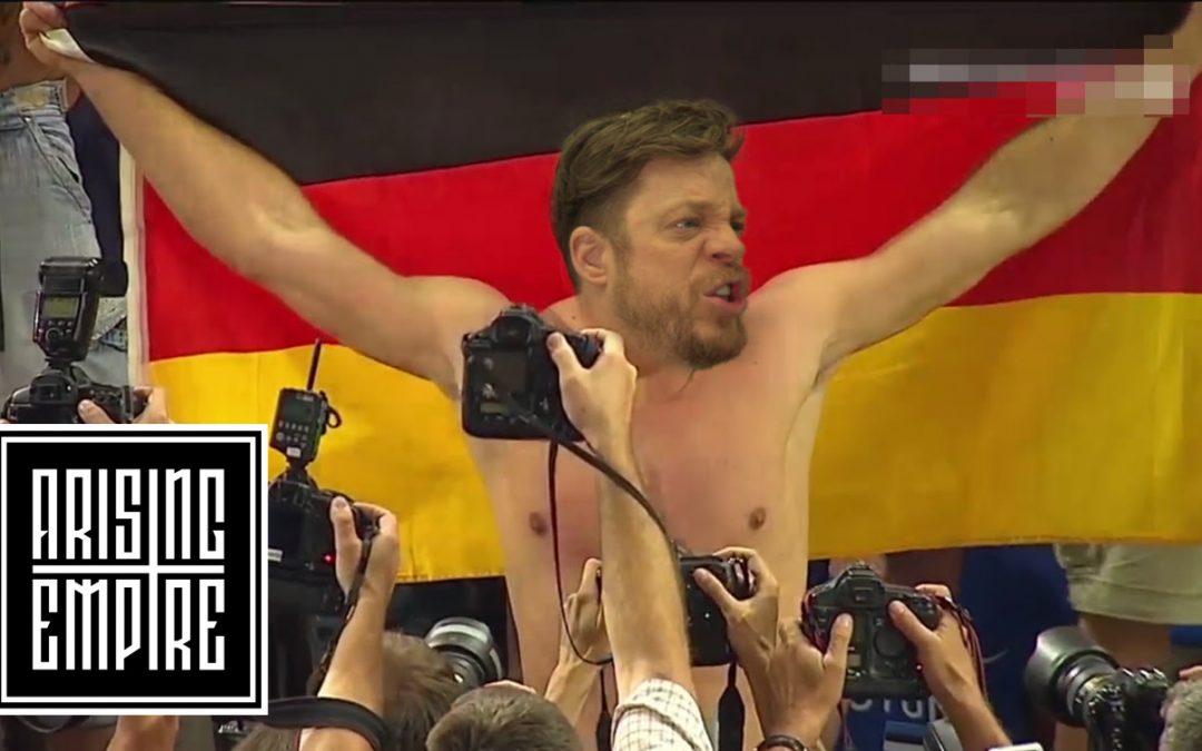 FERRIS MC veröffentlicht neue Single 'Für Deutschland Reicht's'
