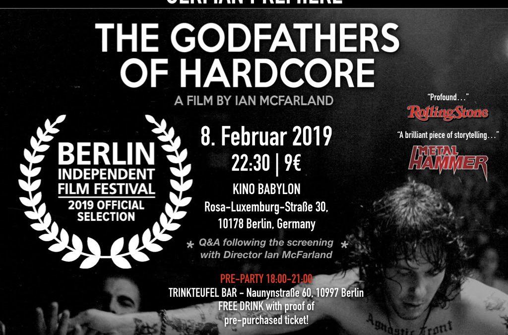 »The Godfathers Of Hardcore« Dokumentation feiert diesen Freitag Deutschland-Premiere