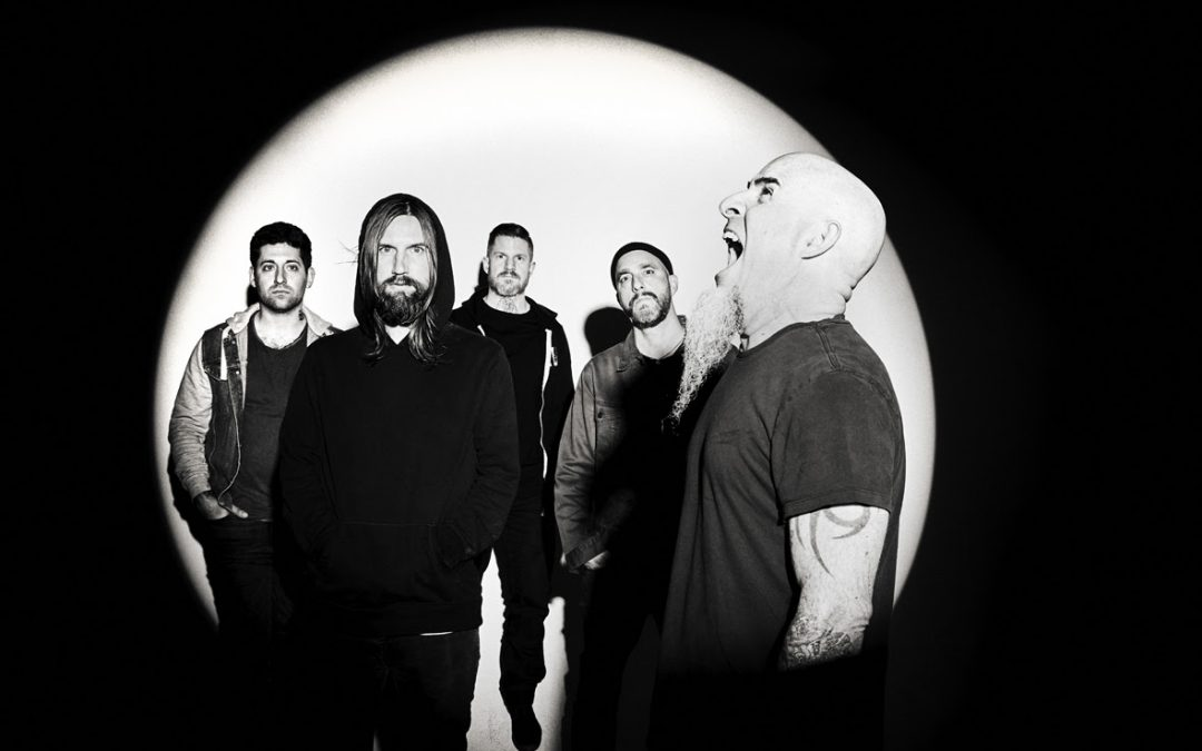 "THE DAMNED THINGS veröffentlichen neues Album ""High Crimes"" am 26. April"