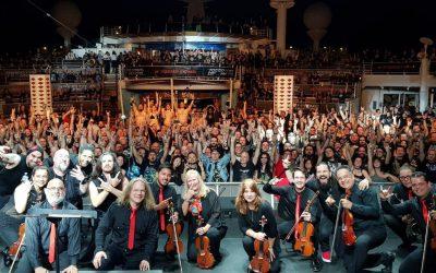 """RAGE kündigen an, das LINGUA MORTIS ORCHESTRA-Album """"XIII"""" in voller Länge live zu spielen"""