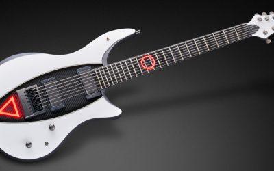 Stormbender 7-String Devin Townsend Signature Custom Shop Masterbuilt