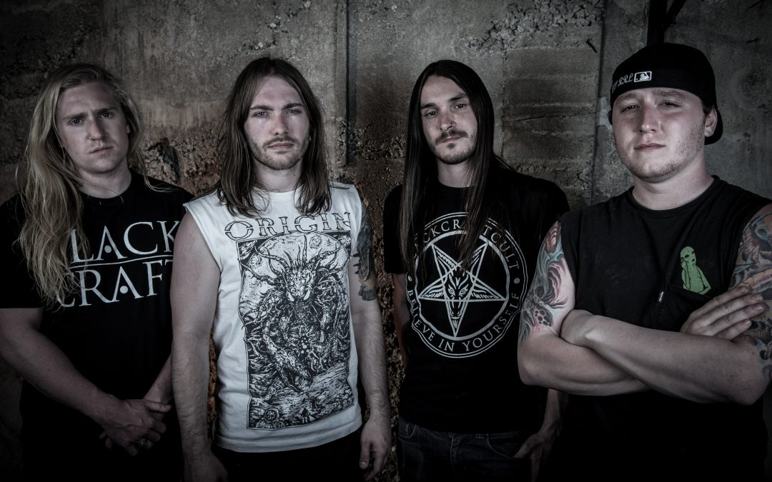 RINGS OF SATURN kündigen »Sounds Of Carnage«-Europatour für Mai 2019 an