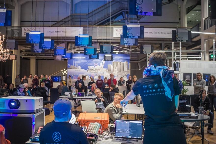 Das Music Tech Fest Frankfurt mit Trackathon und Innovation Masterclass
