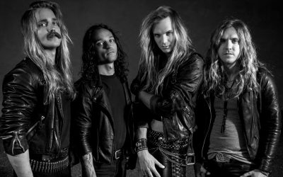ENFORCER veröffentlichen »Zenith« auf Spanisch; Lyricvideo zu 'Muere Por El Diablo' online