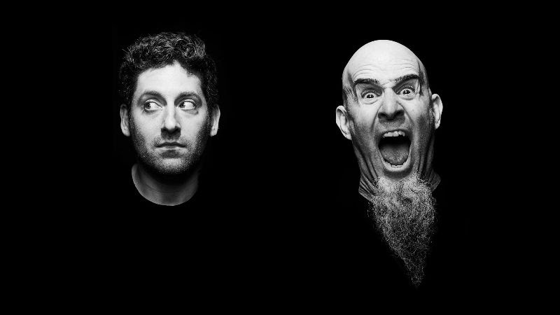 THE DAMNED THINGS – Wie Joe Trohman einst Scott Ian traf…