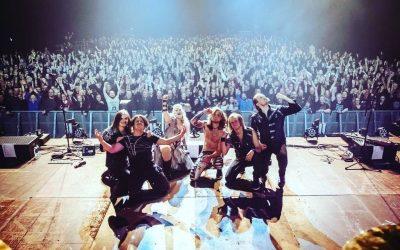 BATTLE BEAST enthüllen Lyricvideo zu 'The Golden Horde'; Europatour läuft