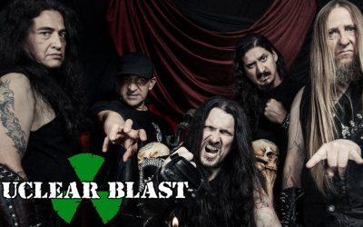 POSSESSED zeigen ersten Albumtrailer zu »Revelations Of Oblivion« und verkünden weitere Europa-Tourdates