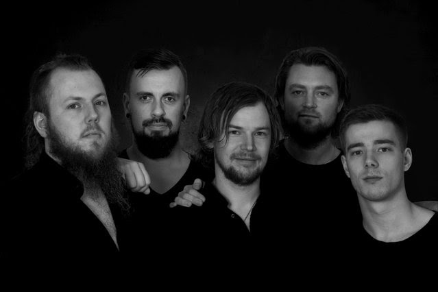 "ONCE AWAKE veröffentlichen Lyric-Video zur zweiten Single ""Inside The Storm"""