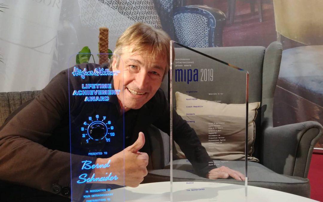Hughes & Kettner Black Spirit 200 rockt den MIPA und gewinnt den Preis für den besten Gitarrenverstärker 2019