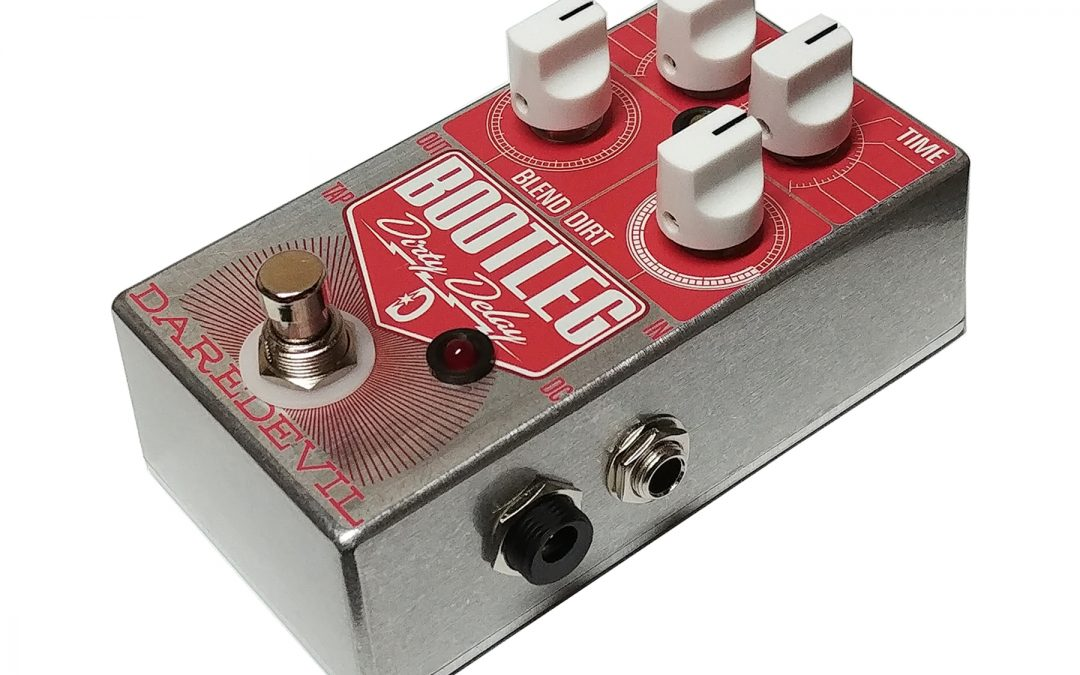 Daredevil Bootleg Dirty Delay / Drive-Bi Dual Channel Gain / Supernova V2 Fuzz