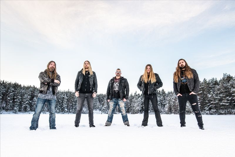 "SABATON kündigen ihr neues Studioalbum ""The Great War"" an"